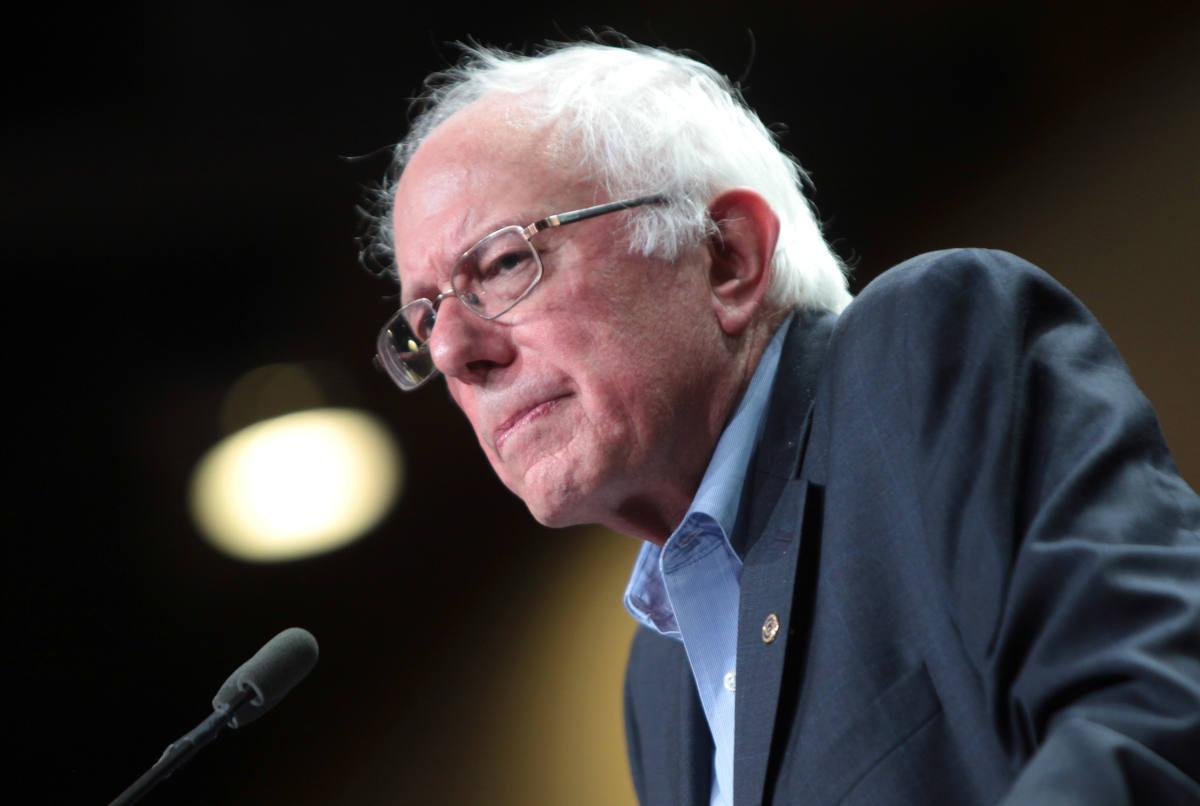 Bernie Sanders - Kandidat der Demokraten bei der US-Wahl 2020