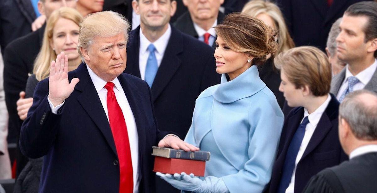 Termin der nächsten US-Wahl - Präsident Donald Trump